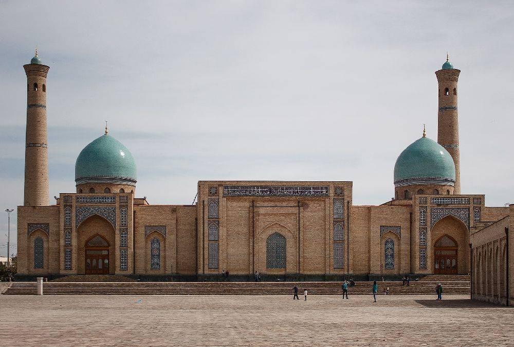 Uzbequistão faz parte da Rota da Seda. Foto: Pixabay