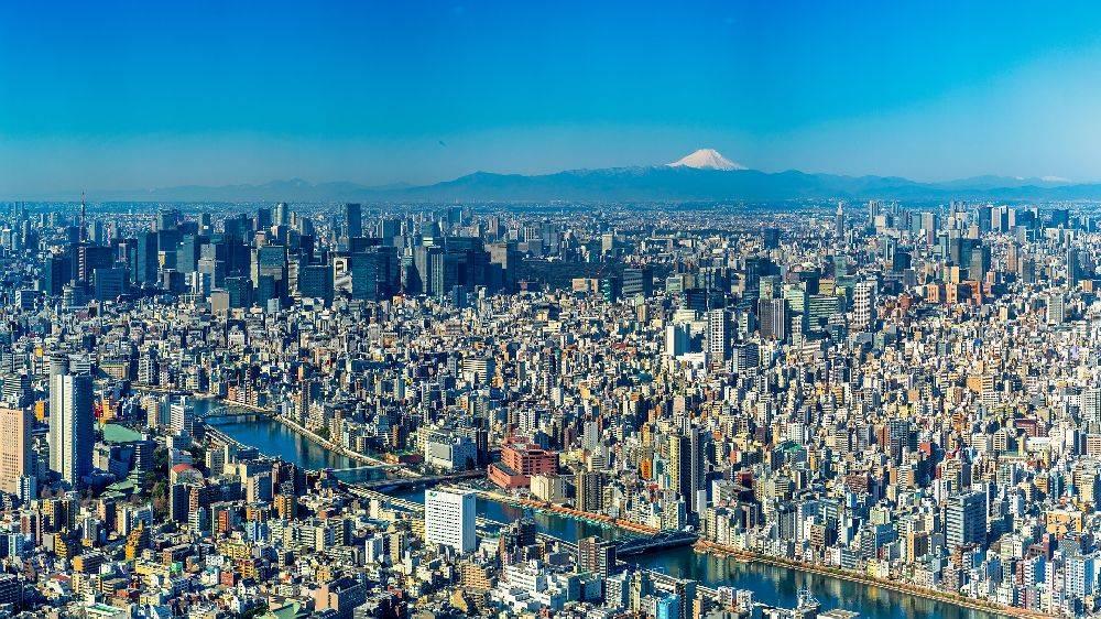 Tóquio é uma das maiores cidades incluídas na região. Foto: Pixabay