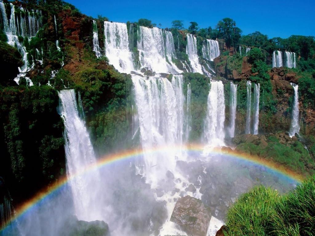 O lado argentino das catararatas, em Misiones. Foto: Reprodução Facebook Cataratas Del Iguazú
