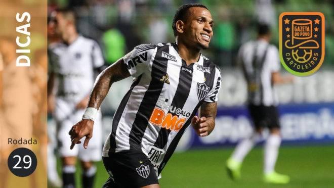Dicas da 29ª rodada do Cartola FC 2019