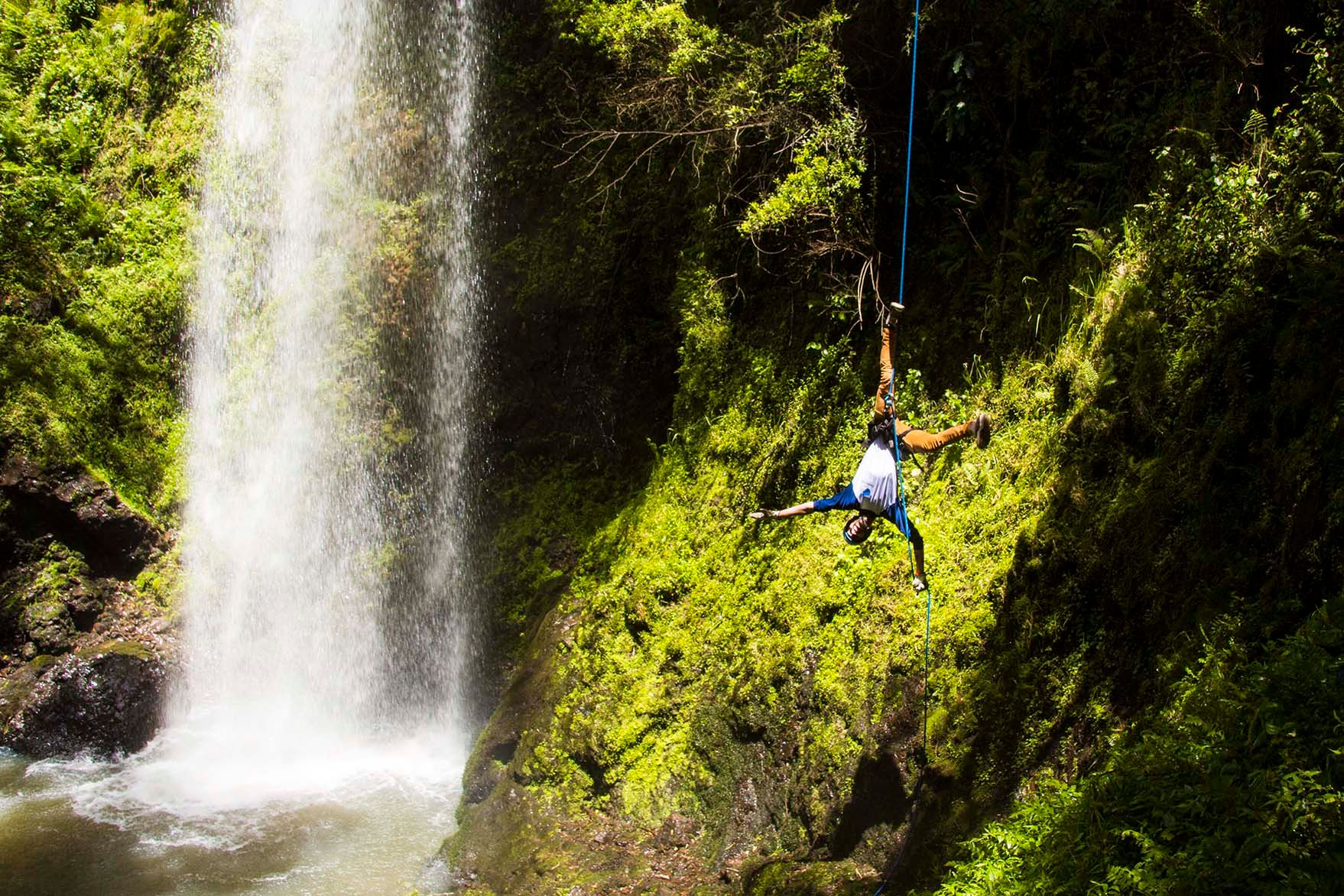 Cachoeira Águas da Lage - Foto: Gralha Azul Turismo e Aventura/Divulgação