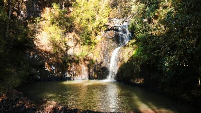 Além do Salto de São Francisco, que a cidade de Turvo divide com Guarapuava e Prudentópolis, o município tem outras belas cachoeiras como atração.