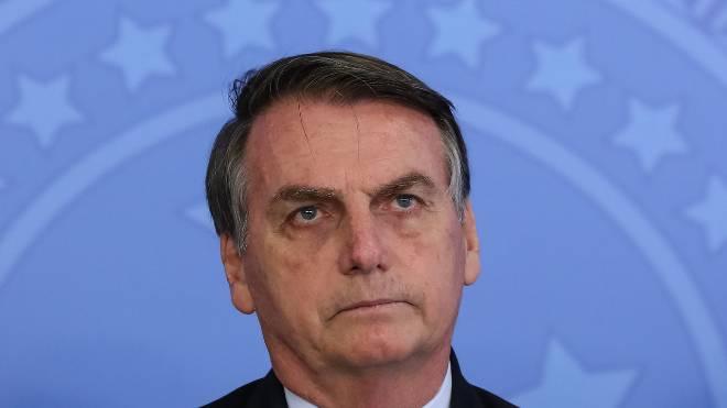 Presidente Jair Bolsonaro lamentou vitória da esquerda na Argentina