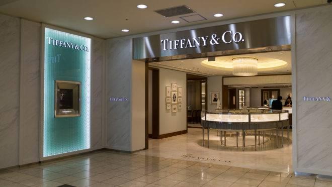 A Tiffany contratou consultorias para examinar a oferta, mas ainda não deu resposta