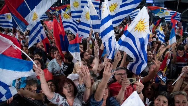 Eleições no Uruguai