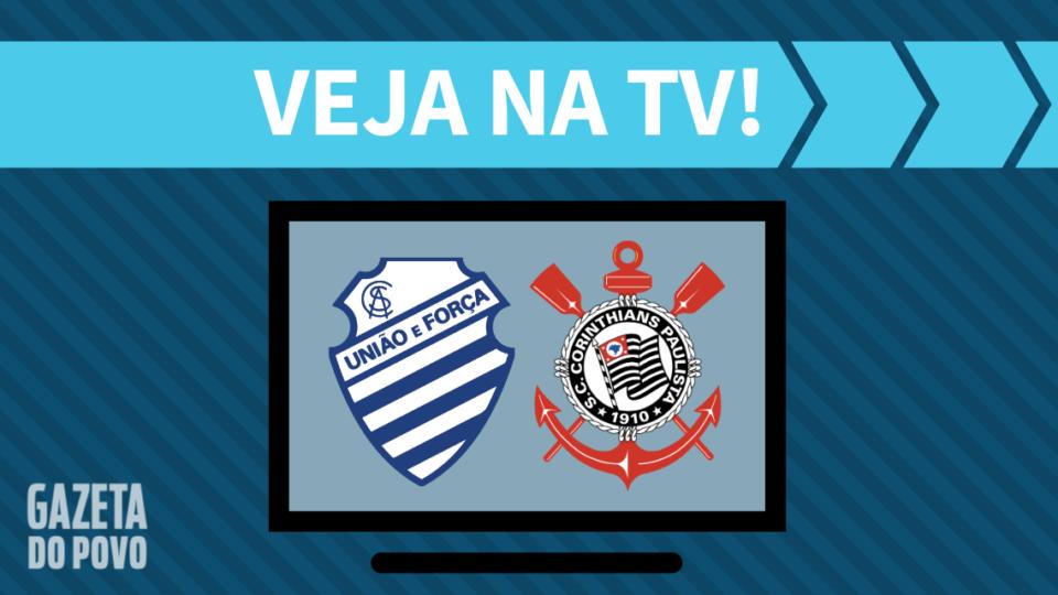 CSA x Corinthians AO VIVO: como assistir ao jogo na TV