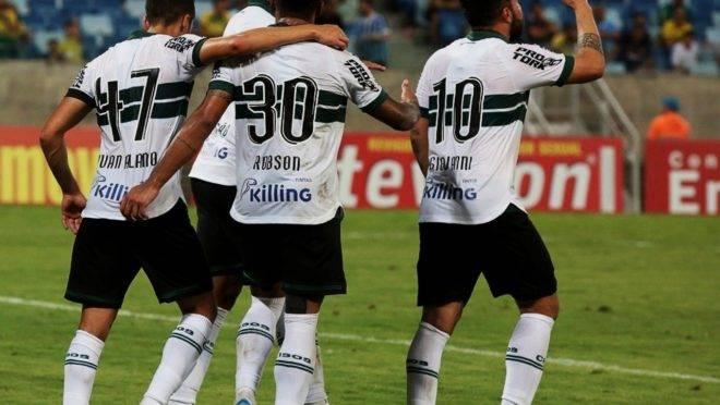Ataque produziu bem, mas a defesa ficou devendo no Coritiba. Foto: Raphael Vinicius Brauhardt/Coritiba Foot Ball Club