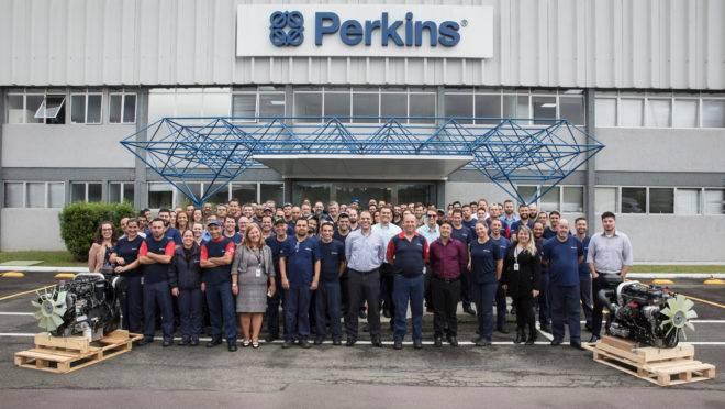 Equipe da Perkins
