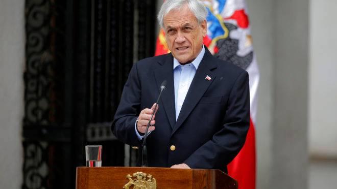 Presidente do Chile