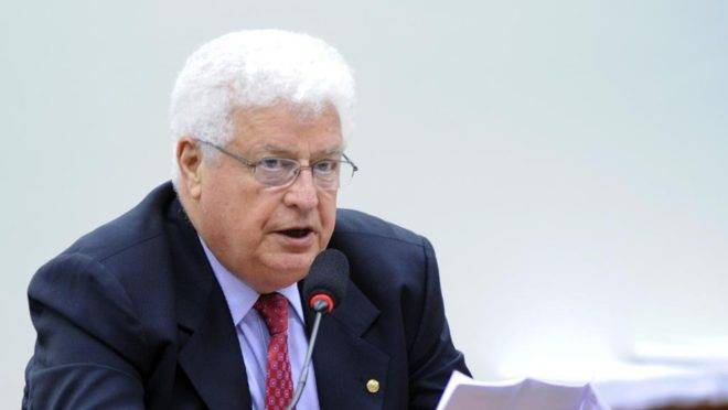 Ex-deputado Nelson Meurer (PP-PR)
