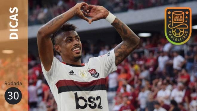 Dicas da 30ª rodada do Cartola FC 2019