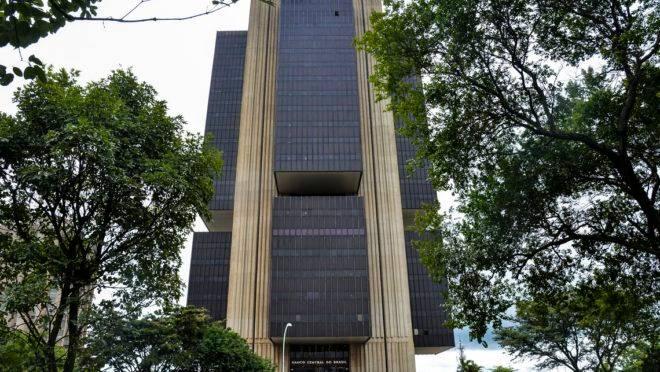 Edifício-Sede do Banco Central, em Brasília