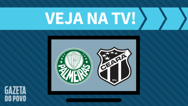 Palmeiras x Ceará: veja na TV
