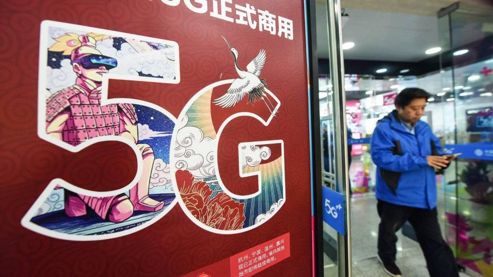 UE cogita excluir empresas chinesas dos leilões do 5G