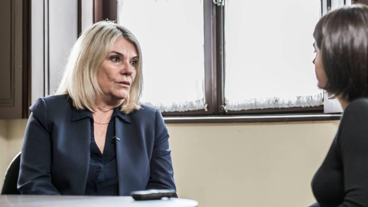 Delegada Vanessa Alice: durante a investigação do caso Rachel Genofre, polícia chegou a outros abusadores de crianças.