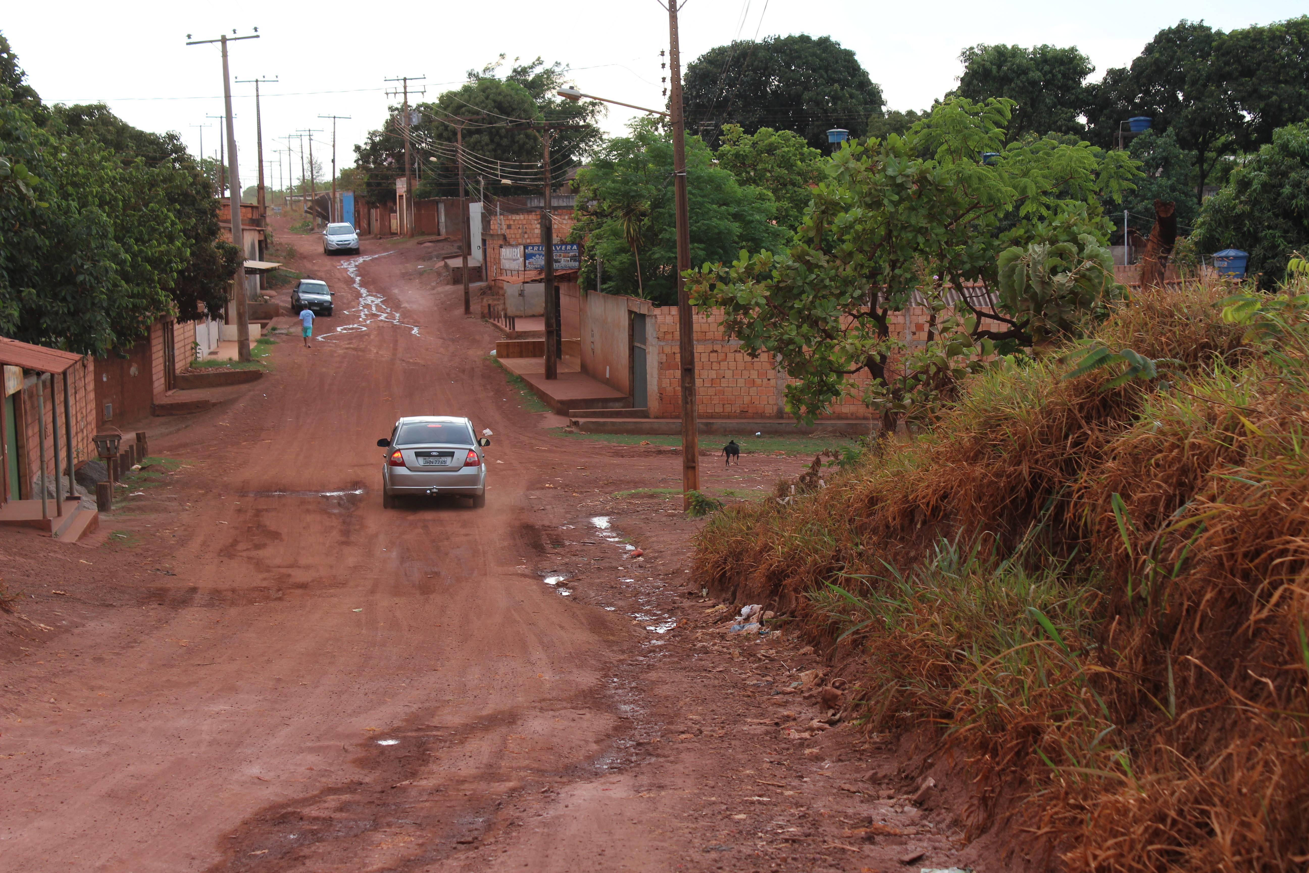 Com 106 mil habitantes, Novo Gama (GO) tem alta proporção de famílias carentes.