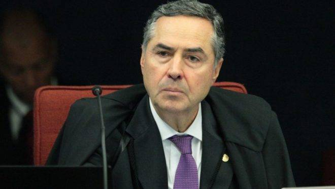 O ministro do STF Roberto Barroso.