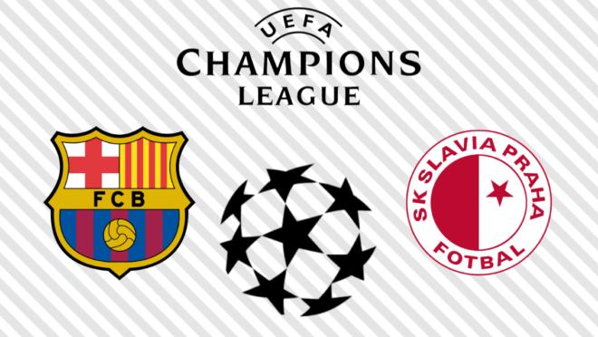 Barcelona x Slavia Praga: veja na TV