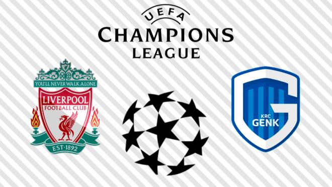 Liverpool x Genk: veja na TV
