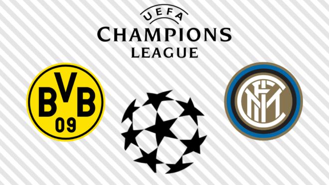 Borussia Dortmund x Internazionale: veja na TV