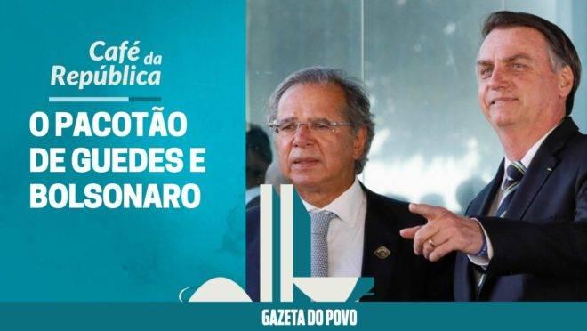 O que há no pacote de Guedes e Bolsonaro para transformar o Estado brasileiro