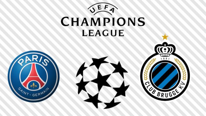 PSG x Club Brugge: veja na TV