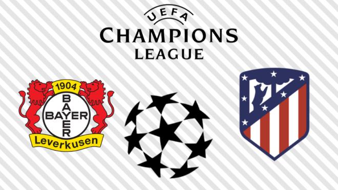 Bayer Leverkusen x Atlético de Madrid: veja online