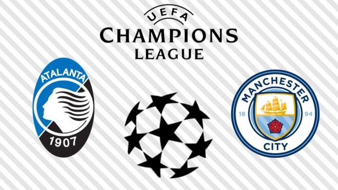 Atalanta x Manchester City: veja online