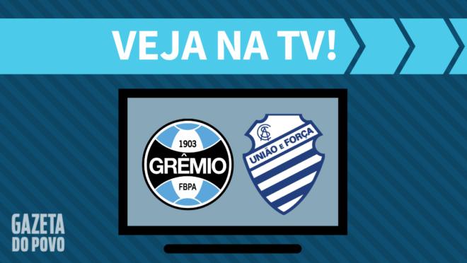 Grêmio x CSA: veja na TV