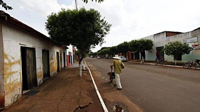 Com 1.331 habitantes, Jardim Olinda é a cidade menos populosa do Paraná