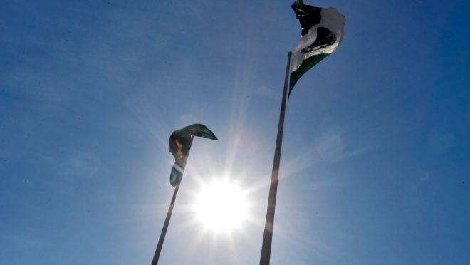 Bandeira do Paraná: estado tem 399 municípios.