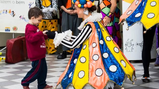 Em comemoração aos 100 anos do Pequeno Príncipe o hospital promove um espetáculo gratuito no sábado (9) e domingo (10).