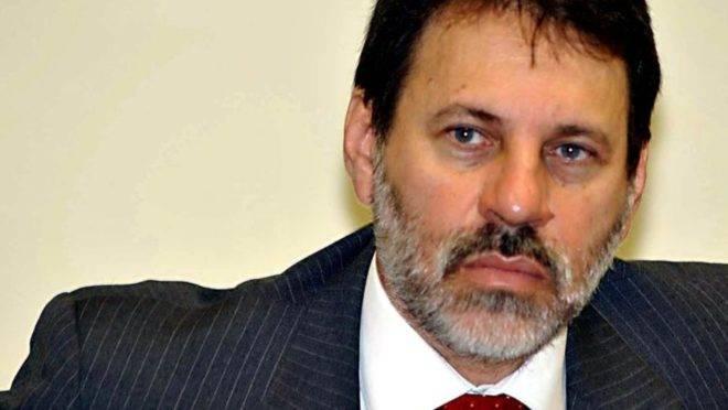 O ex-tesoureiro do PT, Delúbio Soares.