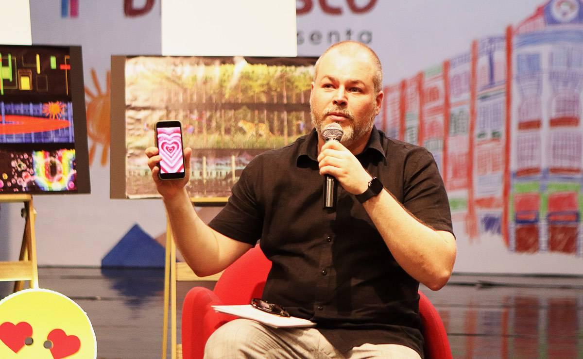 Público poderá participar usando aplicativo, explica o diretor Daniel Marques. Foto: Rodrigo Cunha/Tribuna do Paraná