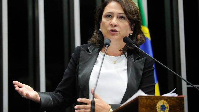 Senadora Kátia Abreu (PDT-RO)