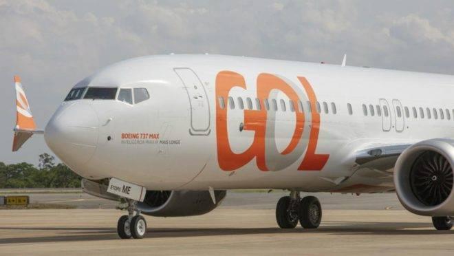 Gol quer compensação da Boeing por manter aviões no chão
