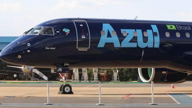Executivos da Azul dizem que o investimento pode se mostrar um ativo valioso no futuro