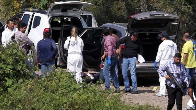 Massacre México