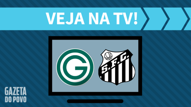 Goiás x Santos: veja na TV