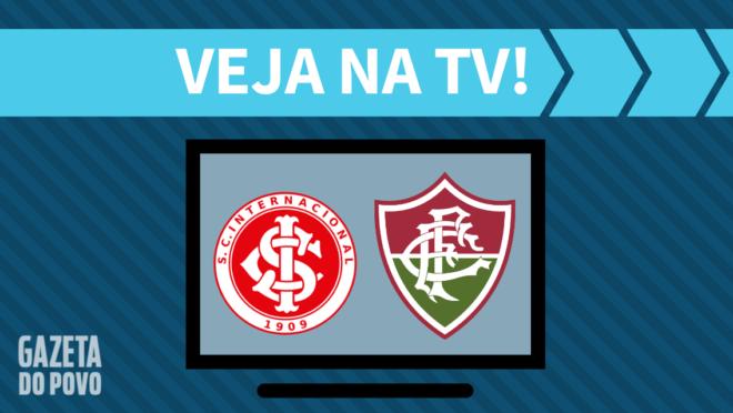 Internacional x Fluminense: veja na TV