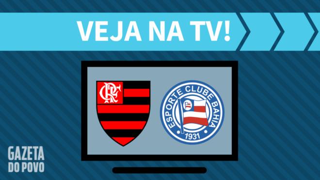 Flamengo x Bahia: veja na TV