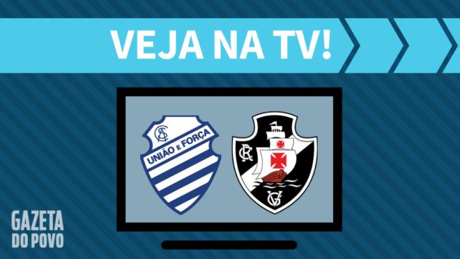 CSA x Vasco: veja na TV