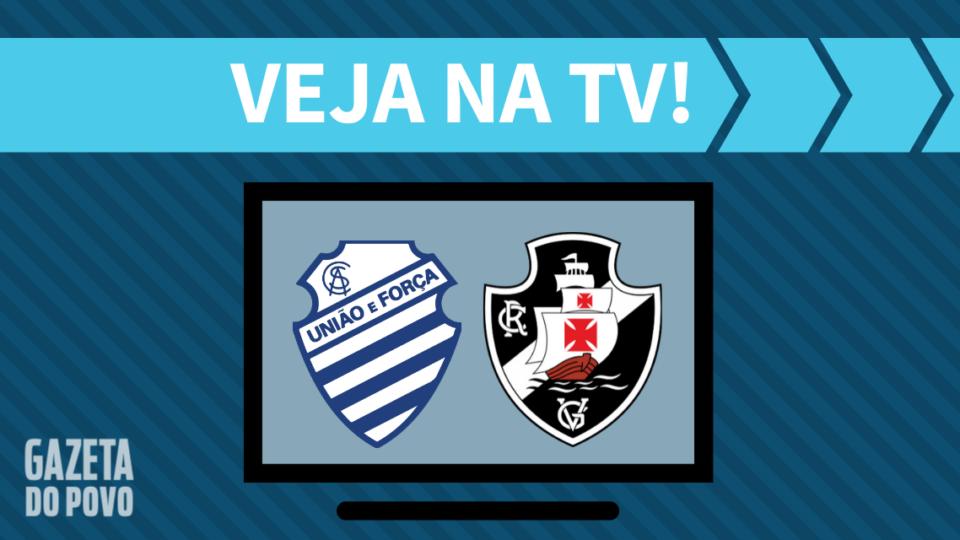 CSA x Vasco AO VIVO: como assistir ao jogo na TV