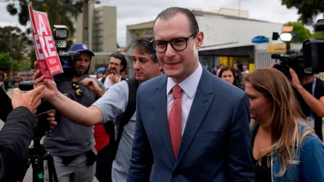 O advogado Cristiano Zanin.