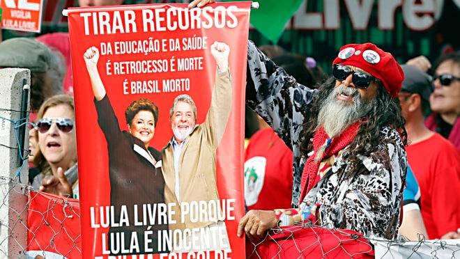 Alvará de soltura de Lula: despacho com decisão