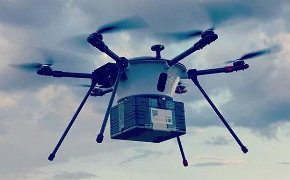 Speedbird desenvolve e opera sistemas aéreos não tripulados.