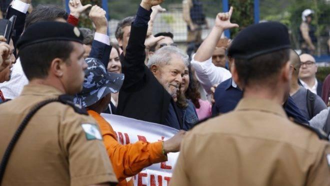 Quem já foi solto além de Lula