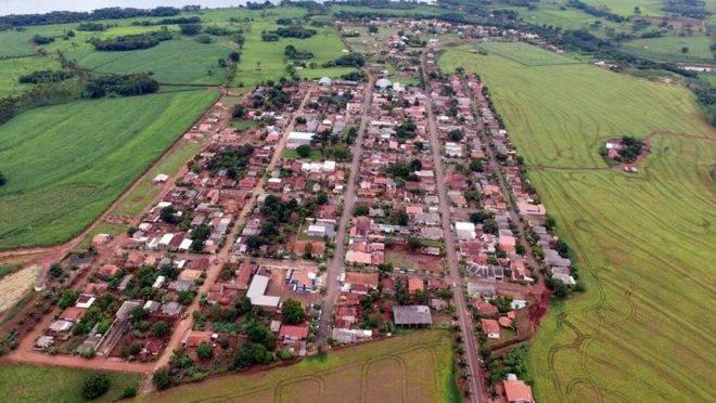 Município de Jardim Olinda, no Paraná, tem 1.331 habitantes e seria impactado.