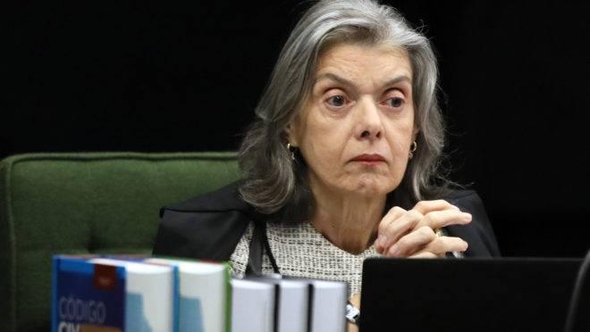 Cármen Lúcia, ministra do STF.