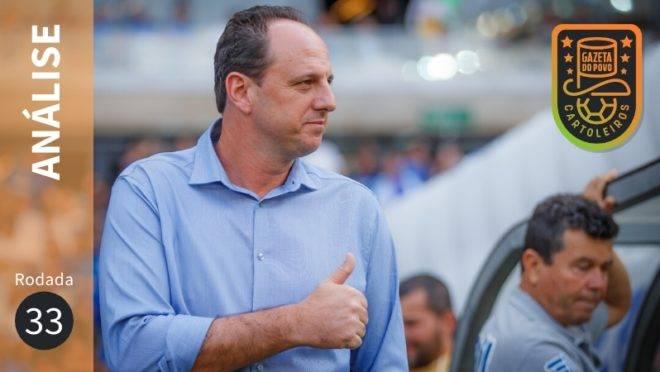 Confira análise e dados dos confrontos da 33ª rodada do Cartola FC 2019